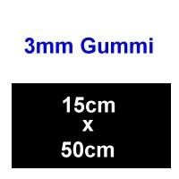 Schalldämmung 3mm Platte Gummi, 150 x 500mm - Weinert 74235  | günstig bestellen bei Weinert-Bauteile