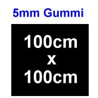 Schalldämmung 5mm Platte Gummi, 1000x1000mm - Weinert 74250  | günstig bestellen bei Weinert-Bauteile