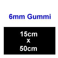 Schalldämmung 6mm Platte Gummi, 150 x 500mm - Weinert 74265  | günstig bestellen bei Weinert-Bauteile
