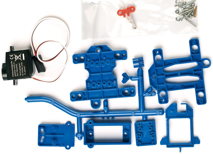 Weichenantrieb mit Uhlenbrock Servo - Weinert 74300  | günstig bestellen bei Weinert-Bauteile