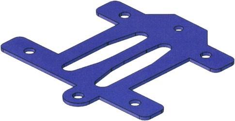 Positionierhilfe für Weichenantrieb, 1 Stück - Weinert 74306  | günstig bestellen bei Weinert-Bauteile