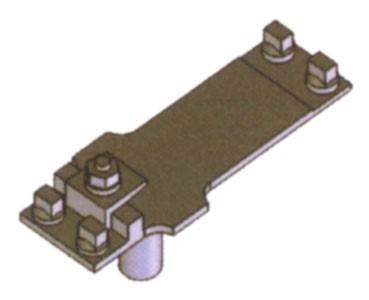 Kleineisen - Rippen- u. Gleitplatten Rp17-RP21, für den Gleitstuhlbereich hinter der Stellstange - Weinert 74352  - 14 Stück | günstig bestellen bei Weinert-Bauteile