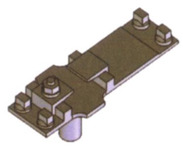 Kleineisen - Gleitplatten Glp19, für den Gleitbereich der beweglichen Weichenzungen - Weinert 74355  - 14 Stück | günstig bestellen bei Weinert-Bauteile