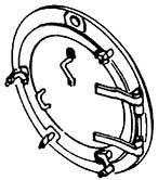 1:87 H0e-H0m Rauchkammertür für Frank S d=12,0mm- Weinert 8065  | günstig bestellen bei Weinert-Bauteile