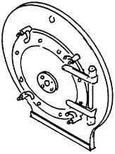 1:87 H0e-H0m Rauchkammertür für Gernrode- Weinert 8083  | günstig bestellen bei Weinert-Bauteile