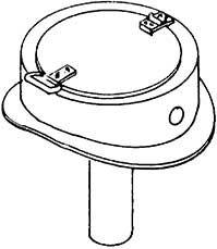 1:87 Dampfdom für BR 03, BR 41 Altbaukessel und Einheitsloks- Weinert 8102  | günstig bestellen bei Weinert-Bauteile