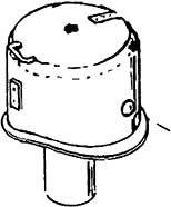 1:87 Dampfdom für BR 71, 64, 24, 86 und für Einheitsloks- Weinert 8103  | günstig bestellen bei Weinert-Bauteile