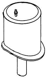 1:87 Dampfdom für T3 - Weinert 8109  | günstig bestellen bei Weinert-Bauteile