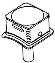 1:87 Sanddom BR 74, 94 - Weinert 8154  | günstig bestellen bei Weinert-Bauteile