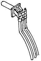 1:87 H0e-H0m Sandfallrohre mit Leitungen für HSB BR 99 7239 (1E1) - Weinert 8179  | günstig bestellen bei Weinert-Bauteile
