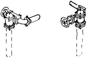 1:87 Kesselventile für Einheitsloks - Weinert 8200  | günstig bestellen bei Weinert-Bauteile