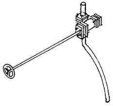 1:87 Abschlammschieber für BR 87 - Weinert 82015  | günstig bestellen bei Weinert-Bauteile