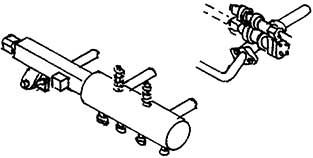 1:87 Überhitzer preuss. Ausführung und 1 Dampfdomventil- Weinert 82019  | günstig bestellen bei Weinert-Bauteile
