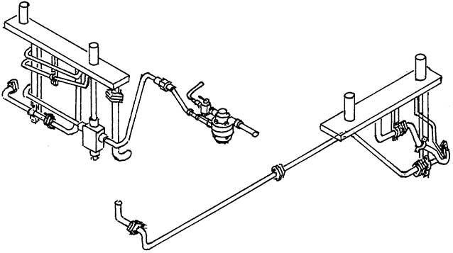 1:87 Leitungen unter dem Führerhaus für P8, BR 38- Weinert 82023  | günstig bestellen bei Weinert-Bauteile