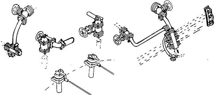 1:87 Kesselventile BR 01.10 Verteilerarmatur und Sicherheitsventile - Weinert 8204  | günstig bestellen bei Weinert-Bauteile