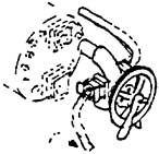 1:87 Oberflächenumgehungshahn mit großem Handrad- Weinert 82050  | günstig bestellen bei Weinert-Bauteile