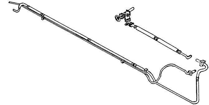 1:87 Leitungsbündel DB-DRG BR41 R - Weinert 82392  | günstig bestellen bei Weinert-Bauteile