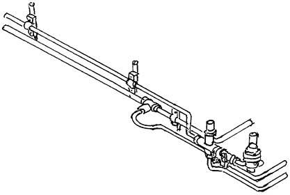 1:87 Leitungen unter dem Umlauf auf Lokführerseite BR 01 Neubau- Weinert 82393  | günstig bestellen bei Weinert-Bauteile