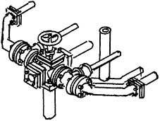 1:87 Dampfentnahmestutzen BR 80-81 - Weinert 8246  | günstig bestellen bei Weinert-Bauteile