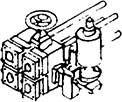 1:87 Verteilerarmatur z.B. BR 74 für Stehkessel- Weinert 8251    günstig bestellen bei Weinert-Bauteile