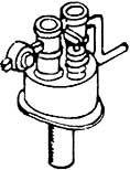 1:87 Sicherheitsventil Ramsbottom 1 Stück- Weinert 8302  | günstig bestellen bei Weinert-Bauteile