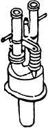 1:87 H0e-H0m Sicherheitsventil für Schmalspurloks, z.B. Hoya,- Weinert 8303  | günstig bestellen bei Weinert-Bauteile