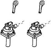 1:87 Sicherheitsventile für Einheitsloks, 1 Satz- Weinert 8307  | günstig bestellen bei Weinert-Bauteile