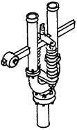 1:87 Sicherheitsventil Ramsbotten für Schmalspur- und Vollspurloks - Weinert 8308  | günstig bestellen bei Weinert-Bauteile