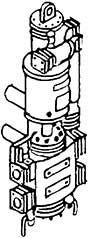 1:87 Verbundspeisepumpe m.Tolkien- steuerung f.alle Einheitsloks 2 Stück, Weißmetall - Weinert 8403  | günstig bestellen bei Weinert-Bauteile