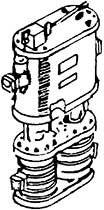 1:87 Doppelverbund-LuftpumpeKnorr mit P-Steuerung, 1 Stück,- Weinert 8407  | günstig bestellen bei Weinert-Bauteile