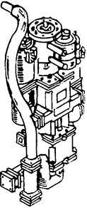 1:87 Heinl-Mischvorwärmerpumpe für alle Einheitsloks 1 Stück,- Weinert 8412    günstig bestellen bei Weinert-Bauteile