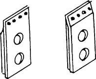 1:87 Pumpenträger, 2 Stück Weißmetall- Weinert 8421  | günstig bestellen bei Weinert-Bauteile