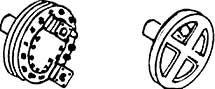 1:87 Oberflächenvorwärmer Detail- lierungsplatten rechts+links mit Flanschen für BR 71WM - Weinert 8427  | günstig bestellen bei Weinert-Bauteile
