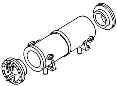 1:87 Oberflächenvorwärmer für BR 74 1 Stück- Weinert 84290  | günstig bestellen bei Weinert-Bauteile