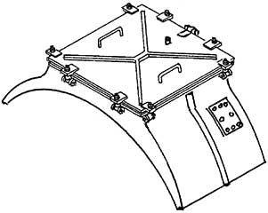 1:87 Oberflächenvorwärmer für Reko-Kessel - Weinert 84293  | günstig bestellen bei Weinert-Bauteile