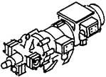1:87 Generator mit Indusi, BR 41 Öl - Weinert 84501  | günstig bestellen bei Weinert-Bauteile