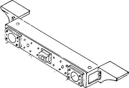 1:87 Pufferbohle, Einheitsausf. mit Seitenabstützung für BR 24,BR 64,BR 86, 1 Stück - Weinert 8502  | günstig bestellen bei Weinert-Bauteile
