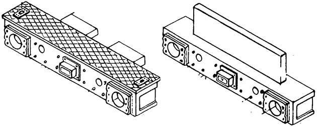 1:87 Pufferbohle für Fleischmann BR 65, vorne und hinten Weißmetall - Weinert 8520  | günstig bestellen bei Weinert-Bauteile