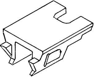 1:87 Aschkasten für BR 41 1 Stück, Weißmetall- Weinert 8558  | günstig bestellen bei Weinert-Bauteile