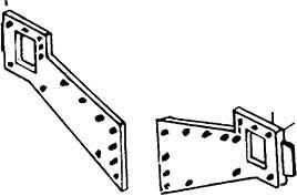 1:87 Abstützungen für BR 41, links und rechts, je 1x, Weißmetall- Weinert 8559  | günstig bestellen bei Weinert-Bauteile