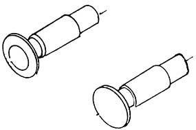 1:87 Puffer d=4,3mm aus Kunststoff, 4St. - Weinert 86181  | günstig bestellen bei Weinert-Bauteile