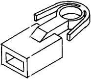 1:87 Kupplungsschacht NEM Kunststoff, 2 Stück- Weinert 86210  | günstig bestellen bei Weinert-Bauteile