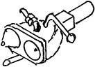 1:87 H0e-H0m Scharfenberg-Kupplung für Schmalspurfahrzeuge, 2 Stück - Weinert 86227  | günstig bestellen bei Weinert-Bauteile