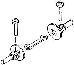 1:87 H0e-H0m Trichterkupplung mit Haken für Schmalspurfahrzeuge, rund, 2 Stück - Weinert 8623  | günstig bestellen bei Weinert-Bauteile