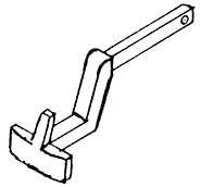 1:87 Kupplungen (für Märklin+Roco) zum Einsetzen in die Pufferbohle, 10 Stück - Weinert 86411  | günstig bestellen bei Weinert-Bauteile