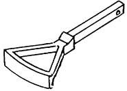 1:87 Kupplungen (für Fleischmann) zum Einsetzen in die Puffer- bohle, 2 Stück - Weinert 8642  | günstig bestellen bei Weinert-Bauteile