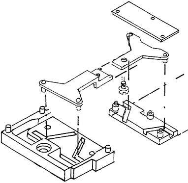 1:87 Kurzkupplungssatz Lok-Tender 1 Stück- Weinert 86561  | günstig bestellen bei Weinert-Bauteile
