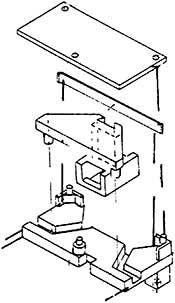 1:87 Kurzkupplungsaufnahme Tender 1 Stück- Weinert 86562  | günstig bestellen bei Weinert-Bauteile