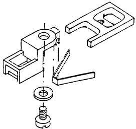 1:87 NEM-Schacht für BR 64 1 Stück- Weinert 86563  | günstig bestellen bei Weinert-Bauteile