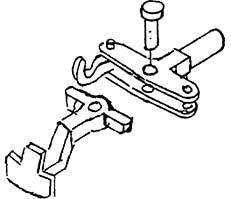 1:87 Kupplungen beweglich für 1�E 1� 2 Stück- Weinert 86564  | günstig bestellen bei Weinert-Bauteile
